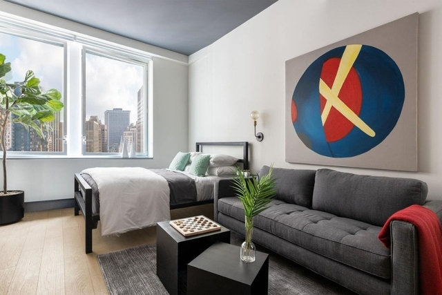Studio, Financial District Rental in NYC for $4,400 - Photo 2