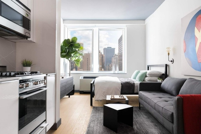 Studio, Financial District Rental in NYC for $5,486 - Photo 1