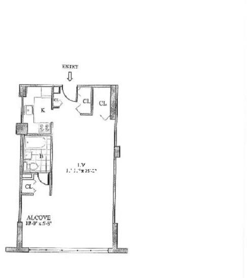 Studio, Flatiron District Rental in NYC for $3,125 - Photo 2