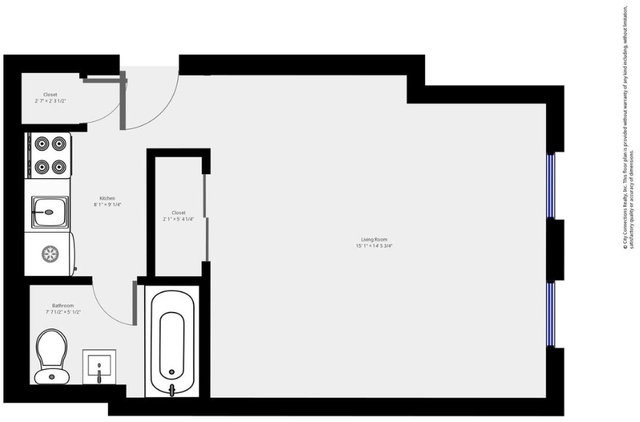 Studio, Gramercy Park Rental in NYC for $1,735 - Photo 2