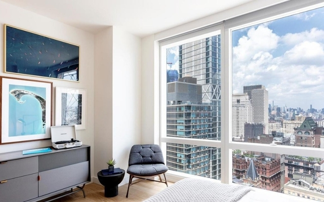1 Bedroom, Financial District Rental in NYC for $5,302 - Photo 1