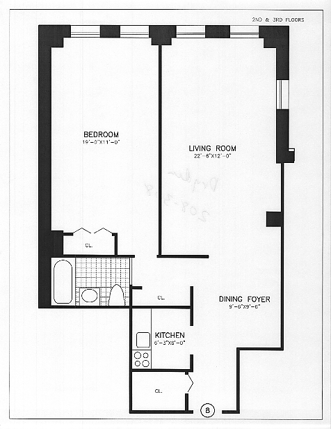 2 Bedrooms, Murray Hill Rental in NYC for $3,800 - Photo 1