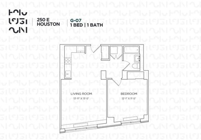 1 Bedroom, Alphabet City Rental in NYC for $4,850 - Photo 2