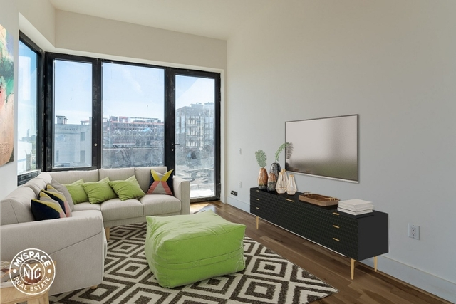 2 Bedrooms, Williamsburg Rental in NYC for $5,143 - Photo 2