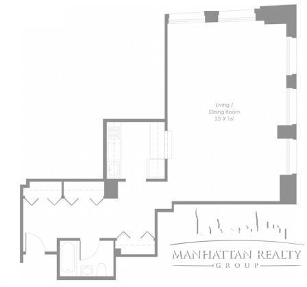 2 Bedrooms, Financial District Rental in NYC for $3,738 - Photo 1
