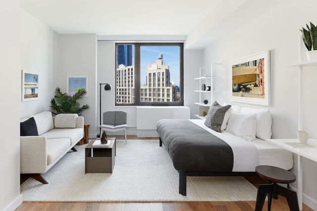 Studio, Hell's Kitchen Rental in NYC for $3,646 - Photo 1
