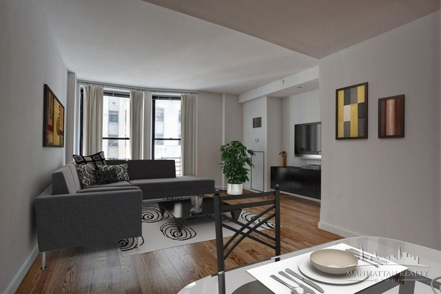 1 Bedroom, Financial District Rental in NYC for $3,560 - Photo 2