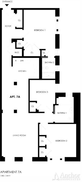 3 Bedrooms, Upper East Side Rental in NYC for $8,595 - Photo 2