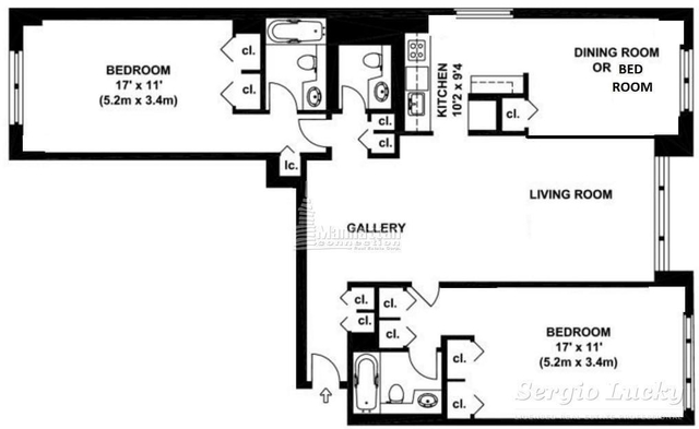3 Bedrooms, Turtle Bay Rental in NYC for $5,300 - Photo 2