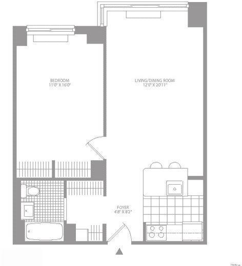 1 Bedroom, Civic Center Rental in NYC for $3,995 - Photo 2