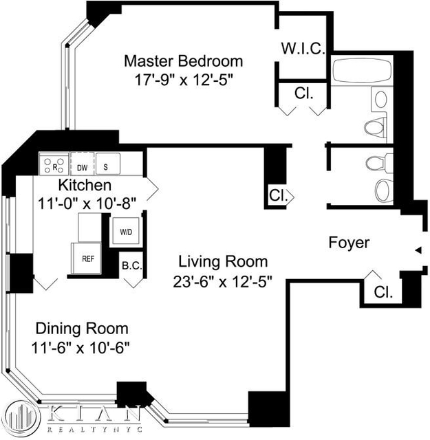 1 Bedroom, Murray Hill Rental in NYC for $5,495 - Photo 2