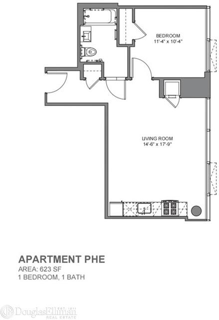 1 Bedroom, DUMBO Rental in NYC for $4,500 - Photo 2