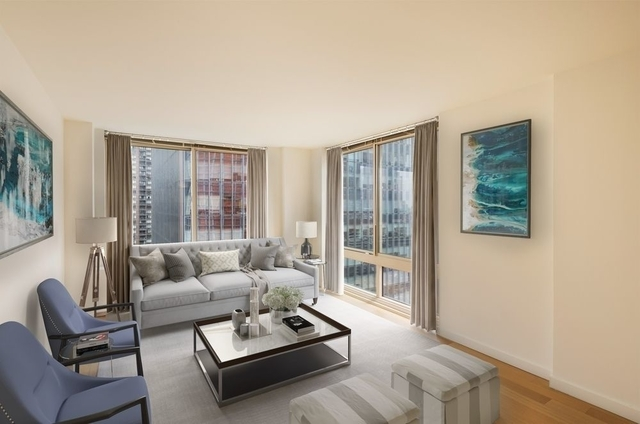 1 Bedroom, Theater District Rental in NYC for $3,758 - Photo 2