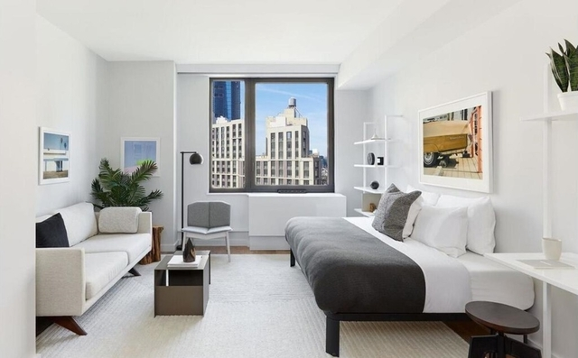 Studio, Hell's Kitchen Rental in NYC for $3,040 - Photo 1