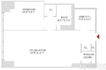 1 Bedroom, Lincoln Square Rental in NYC for $4,095 - Photo 2