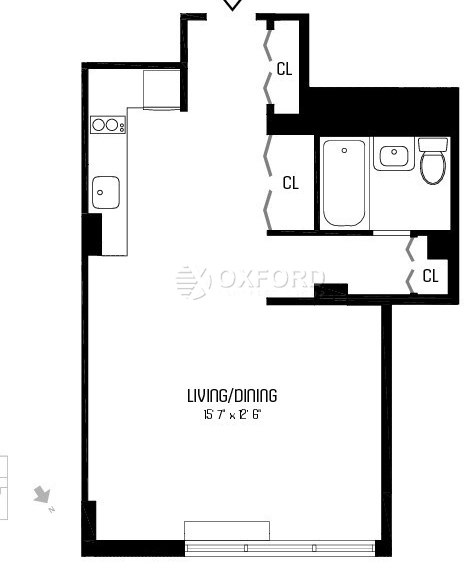 1 Bedroom, Murray Hill Rental in NYC for $3,550 - Photo 2