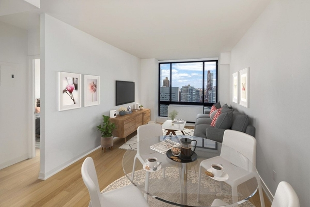 2 Bedrooms, Hell's Kitchen Rental in NYC for $6,847 - Photo 1