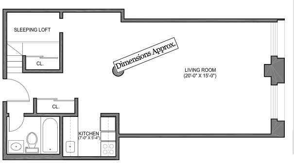 2 Bedrooms, Murray Hill Rental in NYC for $3,696 - Photo 2