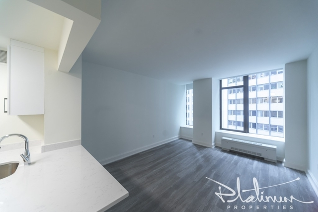 Studio, Financial District Rental in NYC for $4,496 - Photo 1