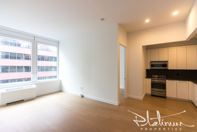 1 Bedroom, Financial District Rental in NYC for $3,845 - Photo 1