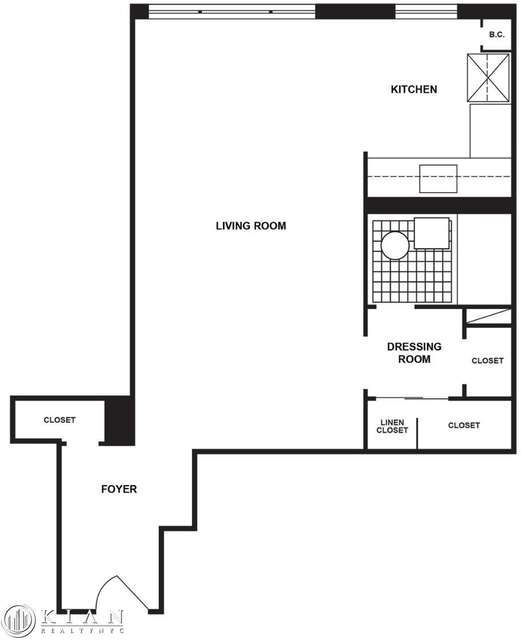 Studio, LeFrak City Rental in NYC for $1,585 - Photo 2