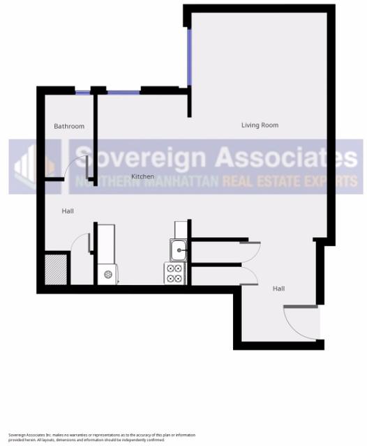 1 Bedroom, Spuyten Duyvil Rental in NYC for $1,975 - Photo 2