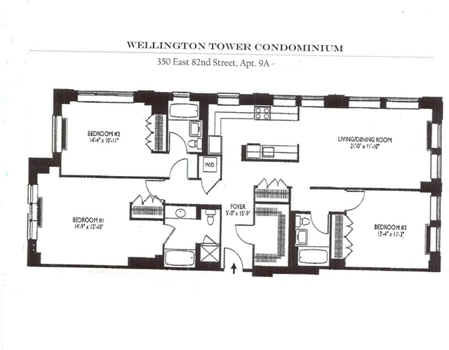 3 Bedrooms, Yorkville Rental in NYC for $9,995 - Photo 2