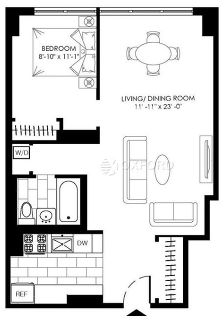 1 Bedroom, Turtle Bay Rental in NYC for $3,995 - Photo 2