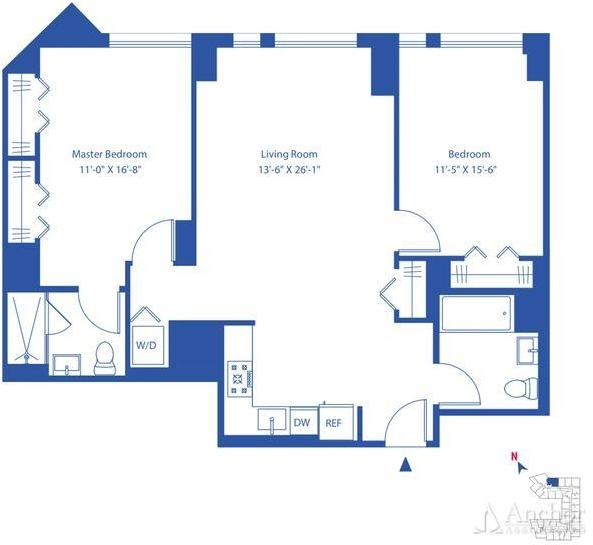 2 Bedrooms, Astoria Rental in NYC for $3,475 - Photo 2