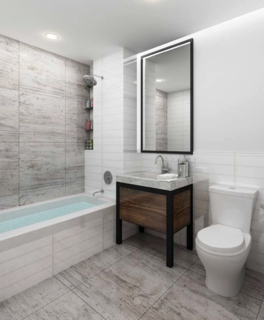 1 Bedroom, Financial District Rental in NYC for $3,442 - Photo 2