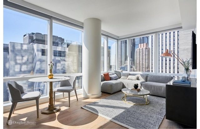 1 Bedroom, Financial District Rental in NYC for $6,190 - Photo 1