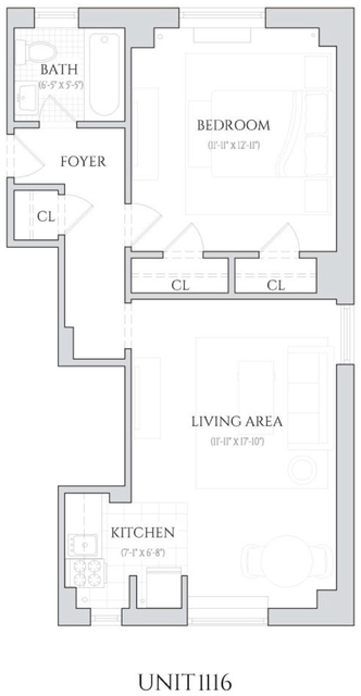 1 Bedroom, Chelsea Rental in NYC for $4,095 - Photo 2