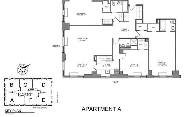 3 Bedrooms, Upper East Side Rental in NYC for $11,750 - Photo 2