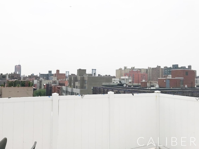 4 Bedrooms, Alphabet City Rental in NYC for $7,604 - Photo 1