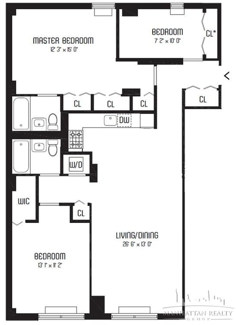 3 Bedrooms, Murray Hill Rental in NYC for $6,069 - Photo 2