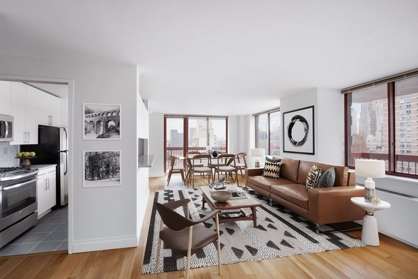 1 Bedroom, Theater District Rental in NYC for $4,057 - Photo 1