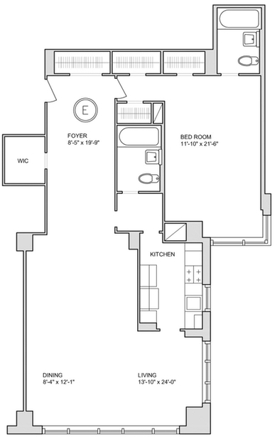 1 Bedroom, Yorkville Rental in NYC for $5,850 - Photo 1
