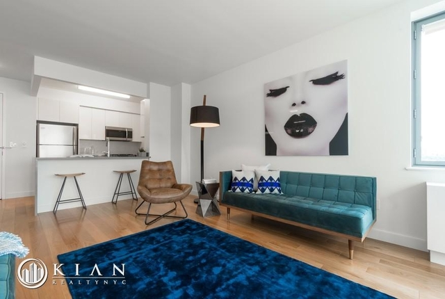 Studio, Hell's Kitchen Rental in NYC for $3,337 - Photo 1
