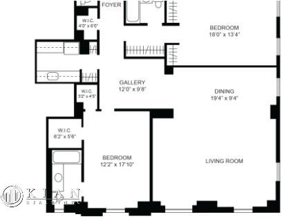 2 Bedrooms, Theater District Rental in NYC for $6,495 - Photo 2