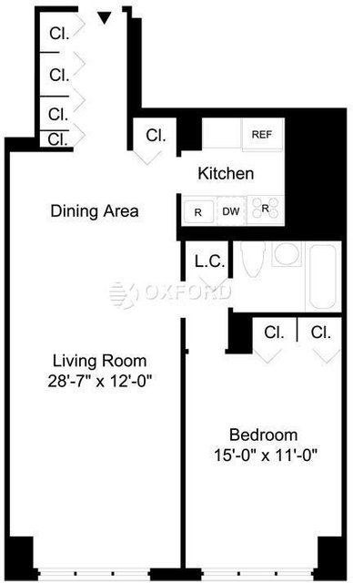 1 Bedroom, Yorkville Rental in NYC for $3,595 - Photo 2