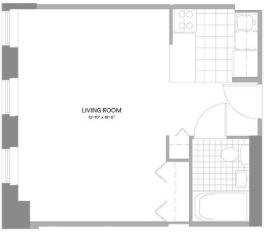Studio, Chelsea Rental in NYC for $2,695 - Photo 2