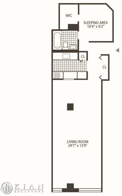 Studio, Upper East Side Rental in NYC for $3,790 - Photo 2