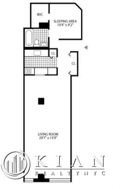 Studio, Upper East Side Rental in NYC for $3,475 - Photo 2