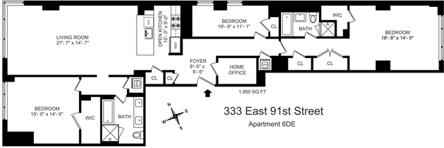 3 Bedrooms, Yorkville Rental in NYC for $9,650 - Photo 2