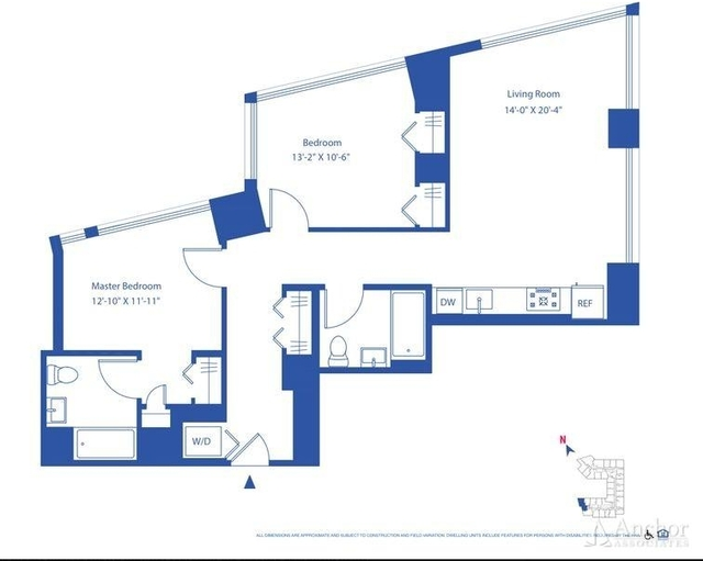 2 Bedrooms, Astoria Rental in NYC for $3,411 - Photo 2