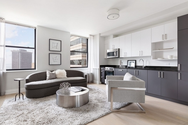 1 Bedroom, Financial District Rental in NYC for $4,495 - Photo 2