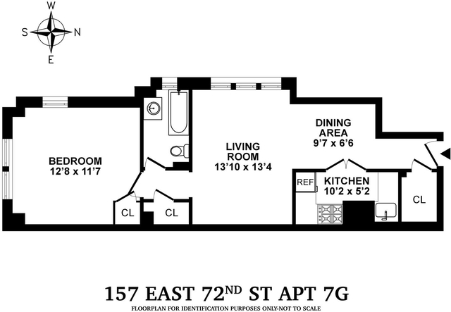 1 Bedroom, Lenox Hill Rental in NYC for $3,300 - Photo 2