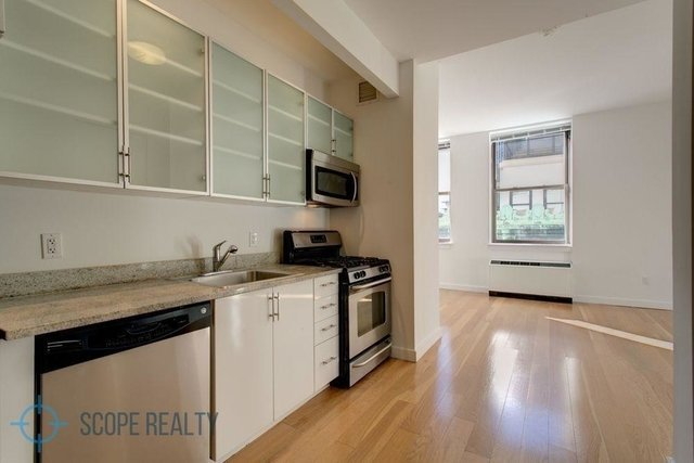 Studio, Financial District Rental in NYC for $2,925 - Photo 1