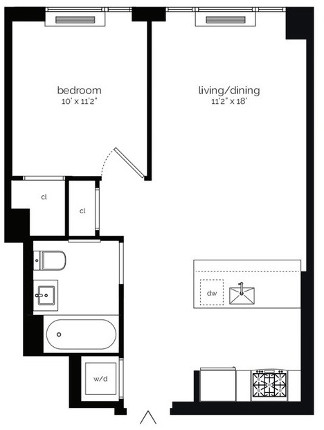 1 Bedroom, Lower East Side Rental in NYC for $4,708 - Photo 2
