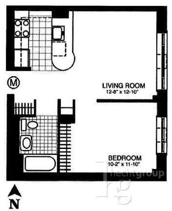 2 Bedrooms, Civic Center Rental in NYC for $4,995 - Photo 2